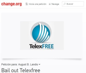 Now, Zeek- And AdSurfDaily-Like Petitions For TelexFree; Bankruptcy Judge Asked To 'Bail Out' MLM 'Program'