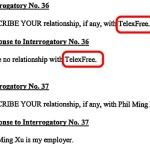 TelexFree's Name Appears In